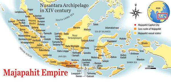 Kerajaan Majapahit Peradaban Besar Nusantara